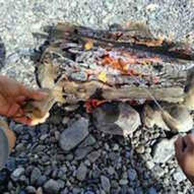 焚き火で楽しむ Enjoy with bonfireの記事に添付されている画像