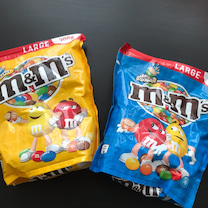m &mのチョコレートの記事に添付されている画像