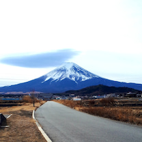 今日の富士山の記事に添付されている画像