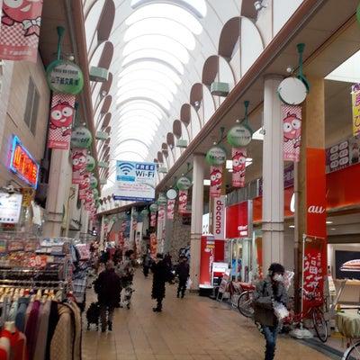 大阪の商店街と言えばの記事に添付されている画像