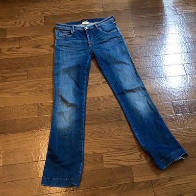 ローライズジーンズのサイズ直しの記事に添付されている画像