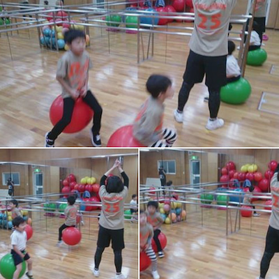 ♪アロハエコモマイ リトミックダンス リトミック体操 月曜日クラス キッズガーデの記事に添付されている画像
