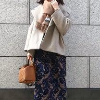 先日のコーデと段々気になる春物♡の記事に添付されている画像