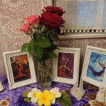 【モニター募集】聖なる愛のヒーリング❤️レムリアン・ヒーリング®️の記事に添付されている画像