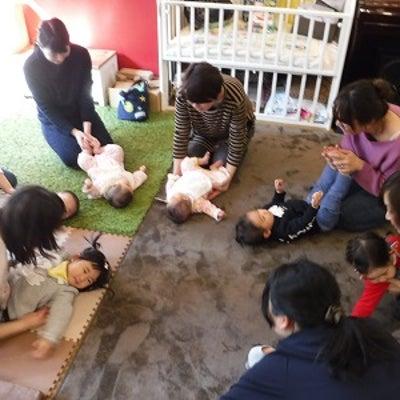 0歳1歳ママ♪ 春から親子で何か始めたいな♪ 大田区 0歳からのリトピュアの記事に添付されている画像