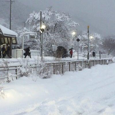 平日の雪の朝の心配事の記事に添付されている画像