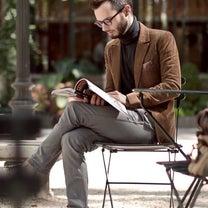 『もうひとりの自分に大変身 』大人の男性にはかかせないあるもの。の記事に添付されている画像