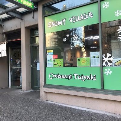 145 Snowy Village Dessert Cafeの記事に添付されている画像