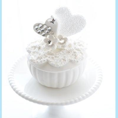 おしゃれなクレイのカップケーキ【募集】クレイ体験レッスン ♫の記事に添付されている画像