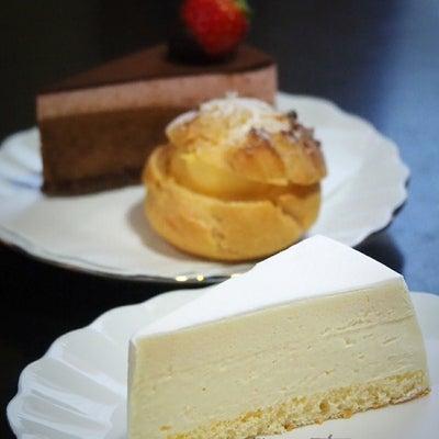 ご近所のケーキ屋さんでの記事に添付されている画像