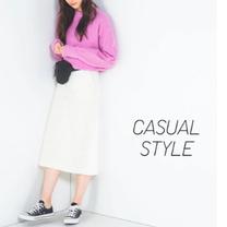 【UNIQLO】主婦の日常着にピッタリ♡新木優子さんが着る最新Style。の記事に添付されている画像