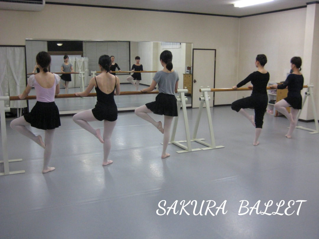ダメなバレエ教室