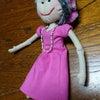 人形作ってみましたの画像