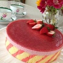 [募集]季節限定イチゴのケーキ レッスンのお知らせの記事に添付されている画像