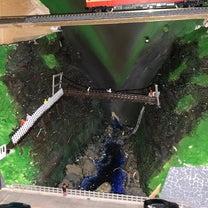 渓谷セクションの橋についての記事に添付されている画像