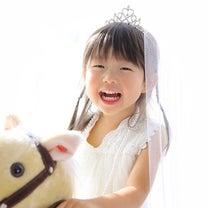 福山市 フォトスタジオ 撮影レポート 3歳 バースデー ファミリー 女の子の記事に添付されている画像