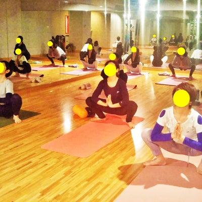 Yoga~1月の立川スタジオ 水曜クラスの記事に添付されている画像