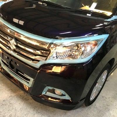 スズキソリオの新車をコーティング!の記事に添付されている画像