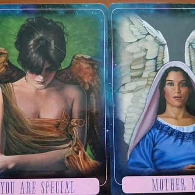 聖母マリアとのご縁&「天国からの奇跡」の記事に添付されている画像