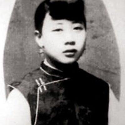 清朝末期の伝説の妓女    賽金花の記事に添付されている画像