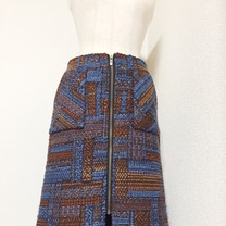 ツイードスカート完成と定番のチーズケーキタルト ※追記の記事に添付されている画像