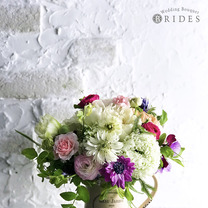 生花のインテリアブーケ、素敵です♪の記事に添付されている画像