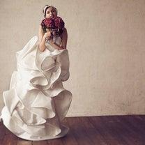 ゴージャスなウェディングドレスが似合うのはどんなタイプ??の記事に添付されている画像