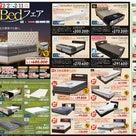 特典満載☆ベッド&ソファ フェア!の記事より