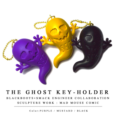 THE GHOST KEY-HOLDER : NEW COLORの記事に添付されている画像
