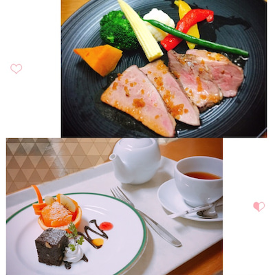 1食1000円の病院食の記事に添付されている画像