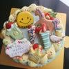 1月のオーダーケーキ達♪の画像