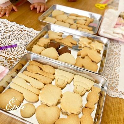 米粉クッキー作りレッスン始まりました♪の記事に添付されている画像