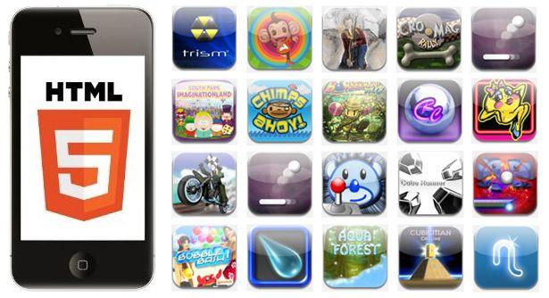 ブラウザHTML5ゲームオンライン