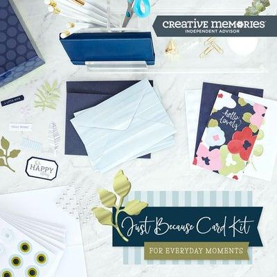 CM 2月新製品 ③ カードキット(デザイン追加) ツール編の記事に添付されている画像