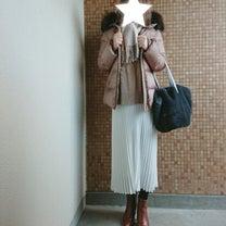 ママコーデ*白プリーツで春意識♥バレンタインチョコモニター第二弾!!の記事に添付されている画像
