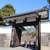 江戸城探訪の記事に添付されている画像