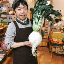 土曜日は、無農薬野菜の日。リブログでごめん。岡本さんの野菜はエネルギーが高い気がの記事に添付されている画像