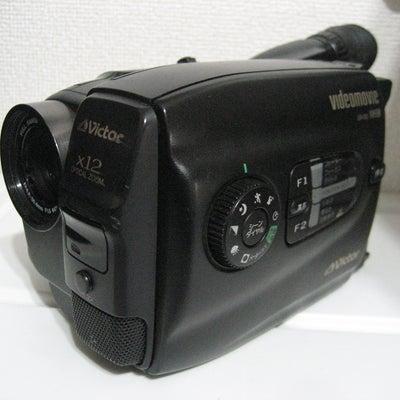 ビデオをDVDへする方法(記録編)その①発見された昔のビデオカメラとVHSの記事に添付されている画像