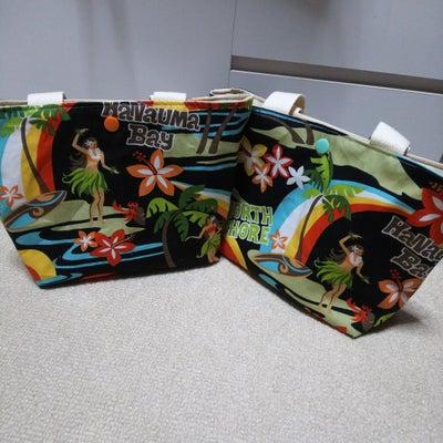 ハワイアンミニバッグの記事に添付されている画像
