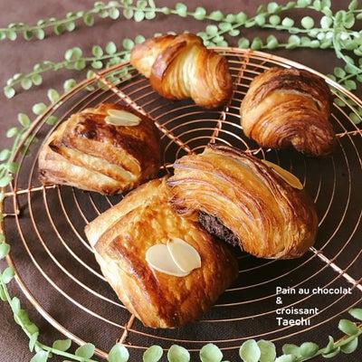 Pain au chocolat クロワッサン生地の記事に添付されている画像