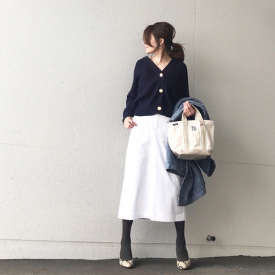 UNIQLO新作スカートが予想以上の可愛さ♡の記事に添付されている画像