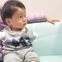 一歳5カ月の成長〜ノロとアレルギーとインスタグラムの記事に添付されている画像