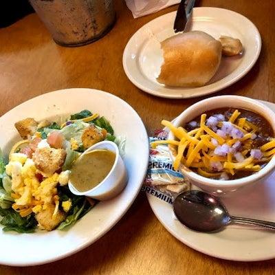 外食 - Texas Roadhouse(ステーキ絶品)の記事に添付されている画像