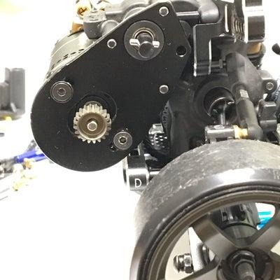 YD-2E リヤモーター位置と軸の記事に添付されている画像