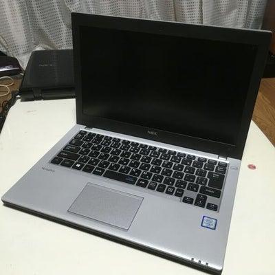 重さ1.2kg!!持ち運びに便利なNECのノートパソコン『VersaPro タイの記事に添付されている画像