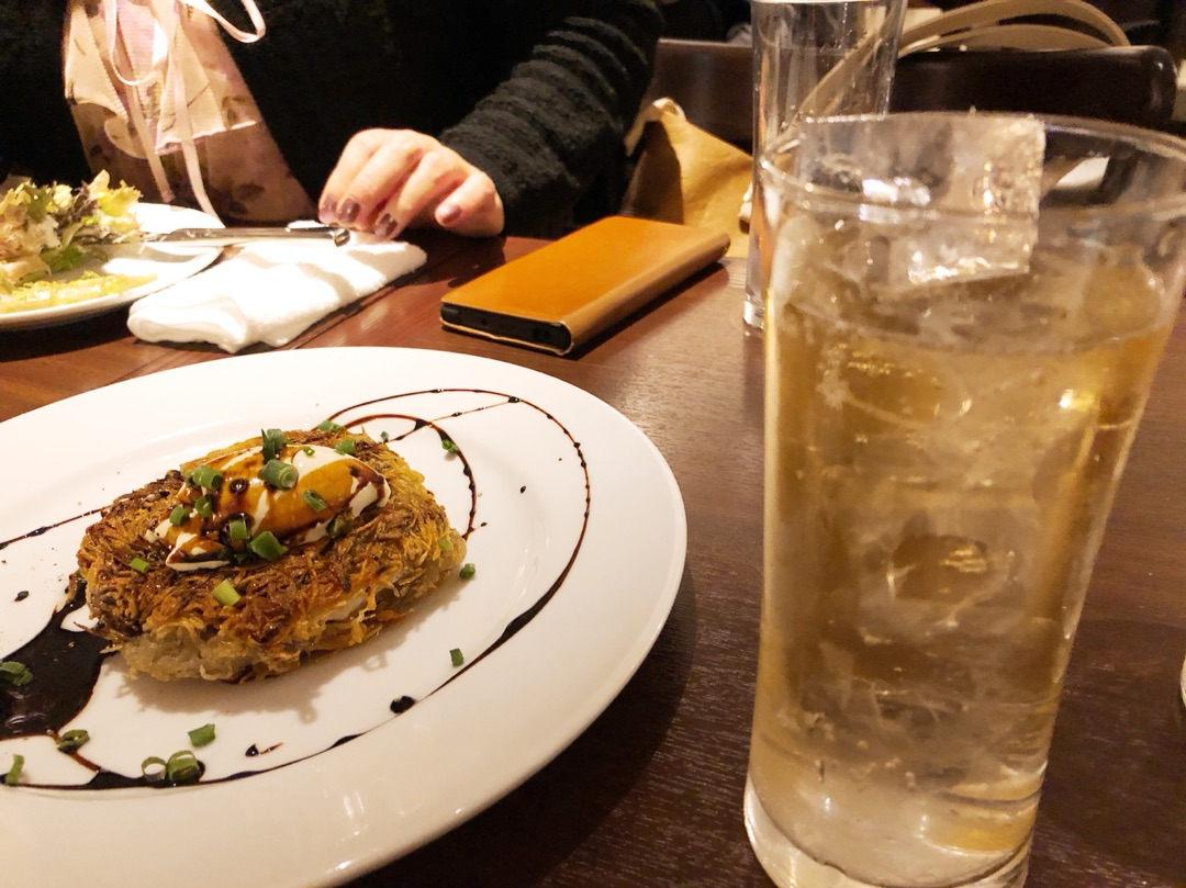 「トラットリア ヴィヴァーチェ」☆恵比寿~リーズナブルプランで美味しいハピバ♡