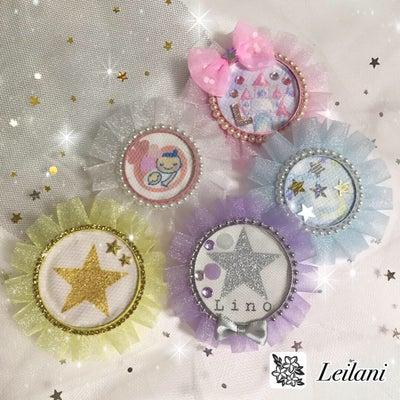 Leilani☆レイラニ オリジナルロゼット❤︎の記事に添付されている画像