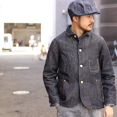 【フロンティアシリーズ】Pherrow's ワークジャケットの記事に添付されている画像