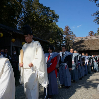 常陸國總社宮節分祭の記事に添付されている画像
