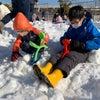 モリコロパーク 雪まつり 児童総合センターの画像